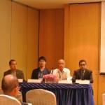 Eco-DRRに関するサイドイベントの様子