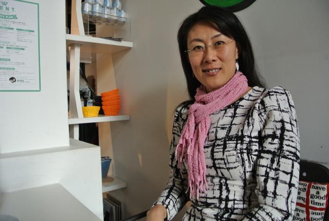 Hanying Liさん:IUCN-CEC理事、中国普及啓発コーディネーター