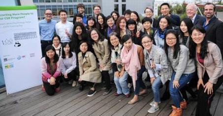 CSR マネージャーに対して実施したプログラム:上海