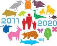 国連生物多様性の10年日本委員会ロゴ