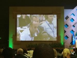 COP16を開催予定のトルコの代表