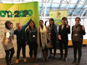 ユースは、GYBN(Global Youth Biodiversity Network (GYBN) )が調整役を果たしています。私たち生物多様性わかものネットワークもGYBNと一緒に活動をしています!