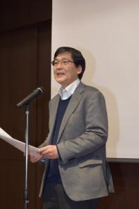 IUCN-J会長 渡邉綱男